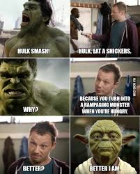 Eat A Snickers Meme - better i am snickers hungry commercials know your meme