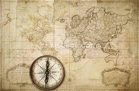 old map u0026 compass wallpaper wall mural wallsauce usa