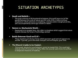 archetypal themes list recognizing patterns in literature