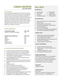 Resume Qualification Examples by Best 25 Job Resume Format Ideas Only On Pinterest Resume