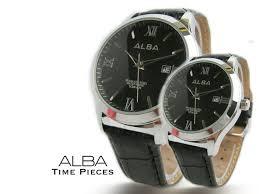 daftar harga jam tangan alba fashion untuk pria dan wanita update