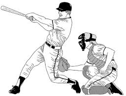 how to use baseball cap colouring page how to use baseball cap