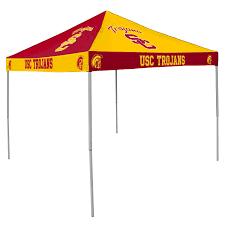 Canopy Trash Can by Amazon Com Logo Brands Ncaa Cb Tent Sports U0026 Outdoors