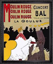 bureau poste toulouse amazon com moulin concert bal la goulue by henri de toulouse