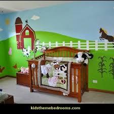 Farm Animal Nursery Decor 18 Farm Animal Baby Nursery Decor Decorating Theme Bedrooms