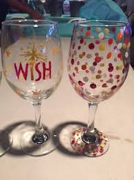 wine glass painting paint party