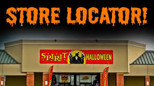 the halloween store spirit spirit halloween store locator is up youtube