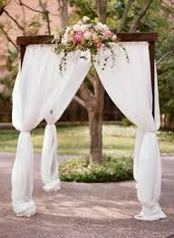 wedding arch no flowers 111 best weddings chuppah images on wedding