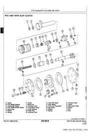 john deere 335 375 385 435 535 round balers technical manual