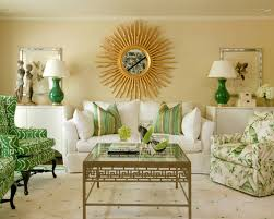 Patterned Armchair Bedroom Green And White Rug And Green Armchairs Also Green