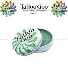 tattoo aftercare cream uk tattoo goo original aftercare cream glamour shop uk