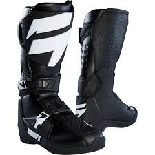 Shift Mx White Label Mens Off Road Dirt Bike Motocross Boots Ebay