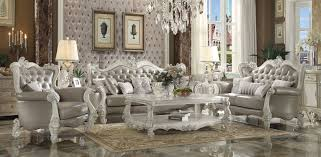 Living Room Set Furniture by Acme Furniture Versailles Configurable Living Room Set U0026 Reviews