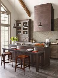 make a kitchen island industrial inspired lighting designs make a statement above a