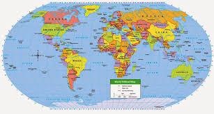World Map Spain by Sixth Grade Cebip Carpe Diem Different Maps