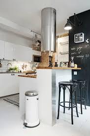cuisine ouverte dans un petit espace saelens déco