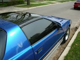 el paso window tinting trans am tinted windows pics please third generation f body