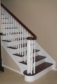solid wood staircase home decorations insight