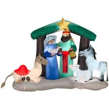 christmas inflatables outdoor outdoor christmas decorations kmart