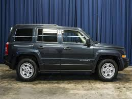 jeep patriot manual grey jeep patriot in washington for sale used cars on buysellsearch