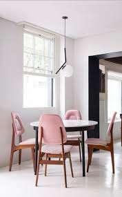 Pink Armchair Design Ideas Best 25 Pink Dining Rooms Ideas On Pinterest Pink Dining Room