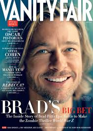 Vanity Fair Magazine Customer Service Exclusive The Making Of Brad Pitt U0027s World War Z From Stunning