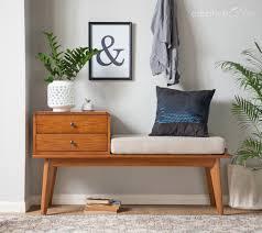 Modern Entryway Benches Creative Co Op Home