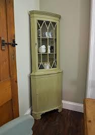 Kitchen Corner Display Cabinet Small Corner Unit Dinning Room Pinterest Small Corner