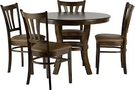 baker street dining table baker street dining furniture 7 pc set trestle table 4 chairs sets