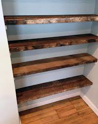 Reclaimed Wood Bookshelf 31 Magnificent Reclaimed Wood Shelves