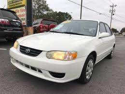 l repair snellville ga 2002 toyota corolla le 4dr sedan in snellville ga south gwinnett