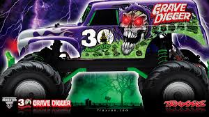 grave digger the legend monster truck traxxas 30th anniversary grave digger rcnewz com