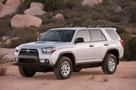 2009 toyota 4runner trail edition 2013 toyota 4runner overview cars com