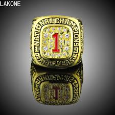 gifts for razorback fans lakone chions ring 1994 football arkansas razorbacks national