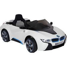 bmw i8 bmw i8 concept car 6 volt battery powered ride on walmart com