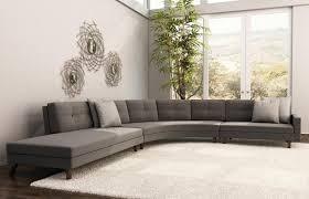 deco avec canap gris déco salon gris avec canapé tout confort 55 idées pour vous