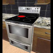 Gas Stainless Steel Cooktop Second Life Marketplace Stainless Steel Stove With Working Oven