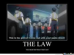 Anime Meme Website - anime law by canadion meme center