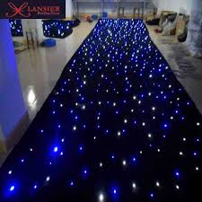 wedding backdrop lights for sale 4 meter x 4 meter led starlight backdrop curtain wedding event