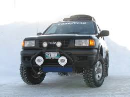 1999 isuzu rodeo isuzu rodeo pinterest rodeo 4x4 and cars