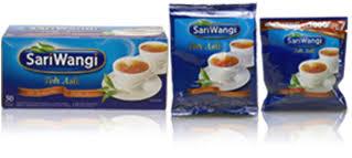 Teh Sariwangi 1 Karton sariwangi teh terbaik sahabat keluarga pelita computer