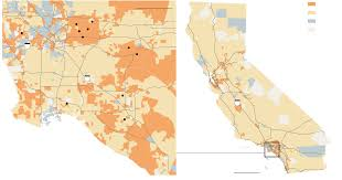 Los Angeles Suburbs Map by Asians Now Largest Immigrant Group In Southern California
