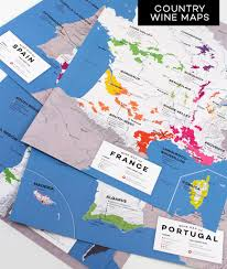 Pais Vasco Map Detailed Spain Wine Regions Map Wine Posters Wine Folly