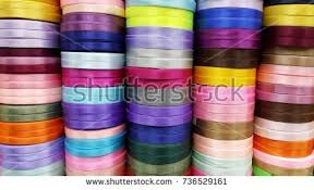 fabric ribbons phahurat stock images royalty free images vectors