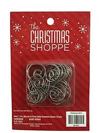 scroll swirl ornament hooks for collectible ornament display