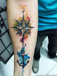 the 20 most anchor tattoos tattoos beautiful