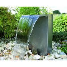 Gartengestaltung Mit Steinen Und Grsern Modern Ubbink Wasserfall Venezia Komplettset Wasserwelten Koempf24 De