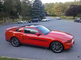 Red Mustang Black Wheels Polished Nickel Vs Gt Cs Wheels For Black Gt Ford Mustang Forum