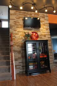 decorating installation lowes airstone for wall decor ideas