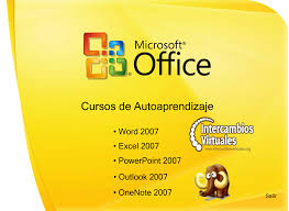 curso de autoaprendizaje de microsoft office 2007 interactivo y
